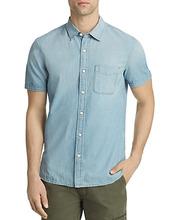 AG | Ag Pearson Regular Fit Button-Down Shirt | Clouty