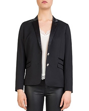 The Kooples | The Kooples Two-Button Stretch Blazer | Clouty