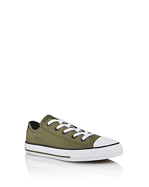 ... CONVERSE Converse Boys Chuck Taylor All Star Ox Field Surplus Sneakers  - Toddler 83cac56742b4d
