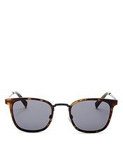 Le Specs | Le Specs Men's Racketeer Square Sunglasses, 53mm | Clouty