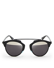 Dior | Dior Women's So Real Split Lens Mirrored Sunglasses, 48mm | Clouty