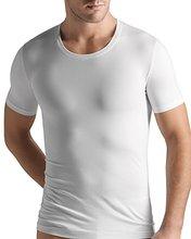 Hanro | Hanro Cotton Superior Short Sleeve Crewneck Tee | Clouty