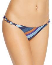 Vix | ViX Chambray Rope Bikini Bottom | Clouty