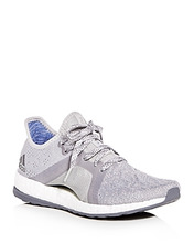 adidas | Adidas Women's Pureboost X Element Knit Lace Up Sneakers | Clouty