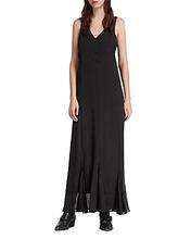 AllSaints | Allsaints Cleo Godet Maxi Dress | Clouty