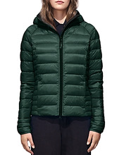 CANADA GOOSE | Canada Goose Brookvale Hooded Puffer Jacket | Clouty