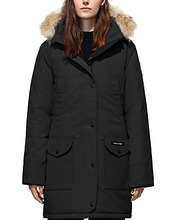 CANADA GOOSE | Canada Goose Trillium Fur Trim Parka | Clouty