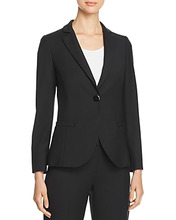 Emporio Armani | Emporio Armani Single-Button Blazer | Clouty