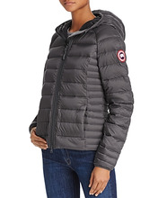 CANADA GOOSE | Canada Goose Brookvale Down Hoodie | Clouty
