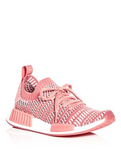 adidas | Adidas Women's Nmd R1 Knit Lace Up Sneakers | Clouty