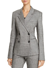 Theory | Theory Double Breasted Blazer | Clouty
