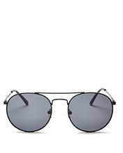 Le Specs | Le Specs Revolution Aviator Sunglasses, 54mm - 100% Exclusive | Clouty
