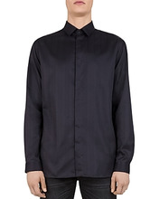 The Kooples | The Kooples Regina Slim Fit Button-Down Shirt | Clouty
