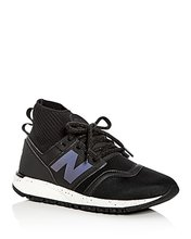 New Balance | New Balance Women's 247 Knit Mid Top Sneakers | Clouty