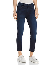 Paige | Paige Hoxton High Rise Crop Jeans in Luella - 100% Exclusive | Clouty
