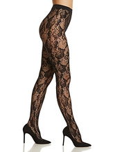 Wolford | Wolford Louise Lace Tights | Clouty