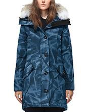 CANADA GOOSE | Canada Goose Rossclair Fur Trim Down Parka | Clouty