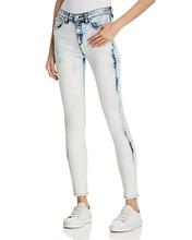RAG & BONE   rag & bone/Jean High Rise Skinny Jeans in Bleach   Clouty