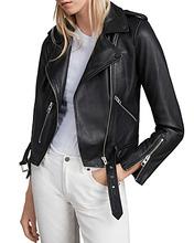 AllSaints | Allsaints Balfern Leather Biker Jacket | Clouty