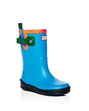 Hunter | Hunter Unisex Davidson Rain Boots - Toddler, Little Kid | Clouty