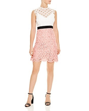 Sandro | Sandro Gab Floral-Lace Pattern Dress | Clouty