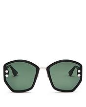 Dior | Dior Women's Addict Round Sunglasses, 59mm | Clouty