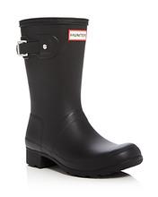 Hunter | Hunter Women's Original Tour Packable Short Rain Boots | Clouty