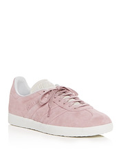 adidas | Adidas Women's Gazelle Stitch and Turn Suede Lace Up Sneakers | Clouty