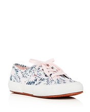 Superga | Superga Women's Fantasy Cotu Canvas Lace Up Sneakers | Clouty
