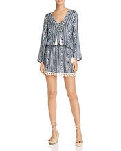 Coolchange | Coolchange Saline Tunic Swim Cover-Up | Clouty