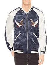 Sandro | Sandro Souvenir Eagle Jacket | Clouty