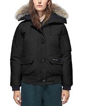 CANADA GOOSE | Canada Goose Chilliwack Fur Trim Bomber Jacket | Clouty