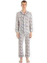 "Maison Marcy | Пижама Из Поплина С Принтом ""Liberty | Clouty"