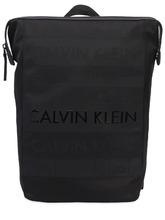 Calvin Klein | Рюкзак Из Нейлона С Принтом Логотипа | Clouty