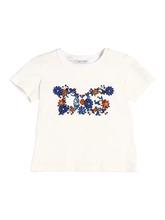 Dolce & Gabbana | Футболка Из Хлопкового Джерси С Принтом | Clouty
