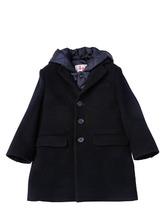 Il Gufo | Пальто Из Шерсти С Жилетом Из Нейлона | Clouty