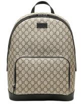 GUCCI | Gg Supreme Logo Print Backpack | Clouty