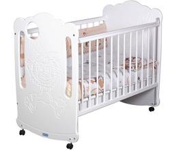 Сиди-М   Детская кроватка Сиди-М №1 Львенок и черепаха   Clouty