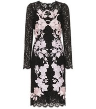 Dolce & Gabbana | Embroidered lace dress | Clouty