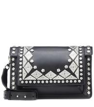 Isabel Marant | Maskia embellished leather shoulder bag | Clouty