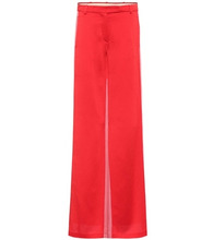 VALENTINO | Satin trousers | Clouty