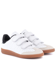 Isabel Marant | Beth leather sneakers | Clouty