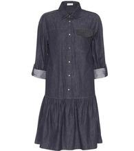 Brunello Cucinelli | Denim dress | Clouty