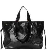 Isabel Marant | Wardy leather shopper | Clouty