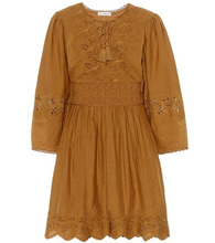 Ulla Johnson | Ailey cotton and linen dress | Clouty