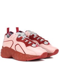 Acne Studios | Manhattan leather sneakers | Clouty