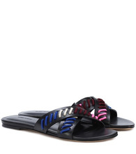 Isabel Marant | Jansee leather slides | Clouty