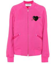 VALENTINO | Embellished track jacket | Clouty