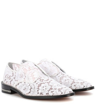 GIVENCHY | Derby Double Chain lace shoes | Clouty