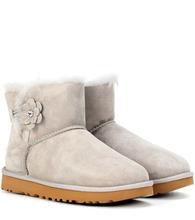 UGG Australia | Mini Bailey Petal suede boots | Clouty